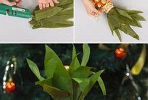 идеи для праздников (оформление,подарки)