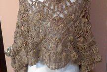 Crochet Scarves & Shawls! / by Melinda M