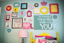 Chic Walls / Home decor inspiration