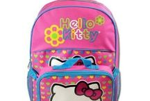 Hello Kitty Backpack / Hello Kitty Backpack exclusive with special discount and promotions.