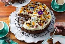 BEST EVER CARROT CAKE