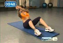 Workouts.... / by Sandra Rivera Piñon
