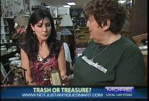 Thrifting Videos / Is it Trash or Treasure?