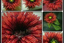 kralenbloemen