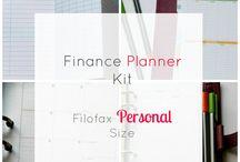 Filofax Personal Size Kits