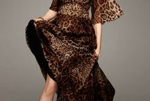 Leopard print / My inner Miss Fine!