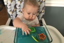 Sensory Play with Babies