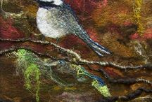 Neddle Felting - Art