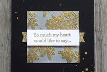 // CARDS - SYMPATHY / Handmade Cards By Melissa Kay By Design