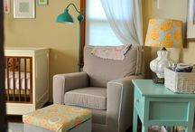 Dream Home - Nursery/Kids Rooms / by Paisley Hendricks