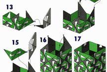 ユニット折り紙