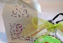 christmas ornaments to make / by Lisa Tomblin