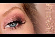 naked 3 palette looks  / by Brisa Loperena Sanchez