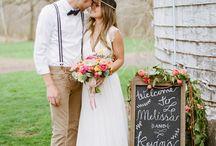 Bohemian wedding / by Lyndie Howard