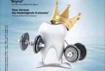 UDD Dentist Dergilerimiz / Uluslar Arası Diş Hekimleri Derneği Dergileri Kapak Resimleri