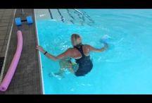 Aquafit Übungen