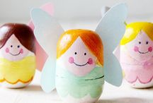 Kids Crafts: Kinder suprise