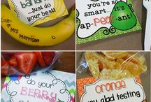 School - Testing Treats
