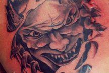 Ruud vind tattoos leuk