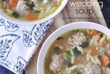 Soups, Sandwiches and Salads / by Michelle Campbell