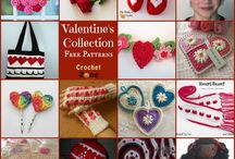 Free Crochet Patterns / Here is a collection of Free Crochet Patterns for your to enjoy.