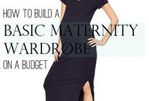 STYLE || Maternity Looks / Living In Color is your source of inspiration for maternity fashion, style, and trends.