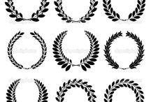 Laurel Events / Logo inspiration