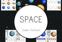 Teacher Stuff - Science - Space