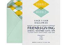 Thanksgiving  / by Kerri Schoonyoung