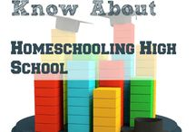 Homeschooling High School / Everything you need to know about homeschooling high school. Homeschool transcripts. Homeschool diploma. Help for homeschooling high school