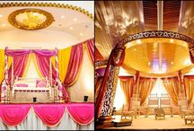 Weding stage