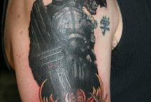 Samurai Tattoos and Inspiration