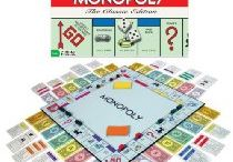 Classic Board Games / Remember the hours spent playing Monopoly, Trouble, or Sorry!?  Check out which ones are still available on gamesbyray.com