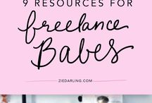 Freelance Advice / Resource hub and collection of the best advice for freelance writers, editors, and novelists