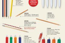 Στυλό, Μαρκαδόροι, Μολύβια, Διαφημιστικά Δώρα