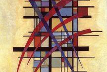 Kandinsky shapes