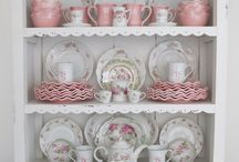 Shabby chic and vintage treasures