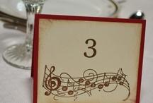 Cute wedding stuff / by Anicia Gamble