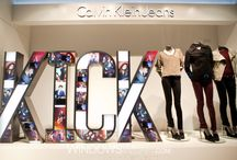 Calvin Klein / by WindowsWear