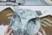 Papier-maché