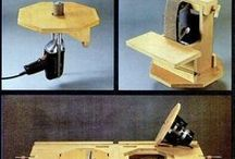 Work bench - power tool table