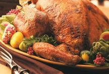 Thanksgiving / Dishes and recipes for a simple, small Thanksgiving dinner.