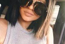 Kylie Jenner <3 / Kylie Jenner is one of the prettiest girl and so cool.