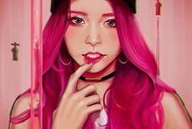 Korean idols ❤ 한국 우상 / Bts, Shinee, Exo, Blackpink, Twice, Snsd, Monsta x, Bigbang, Btob, Girls day, 24k, infinite, 2pm, Got7, Gfriend, iKon, 4 minute, Seventeen, Psy, Red velvet, Ftisland, VIXX, Bap, Speed, Teen top, 2ne1, Kard, MBLQ, Aoa, History, Apink and more ...  UZZLANG or COSPLAY