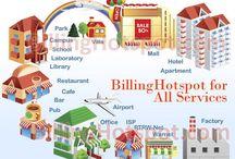 Network Topology / Topologi jaringan Billing Hotspot
