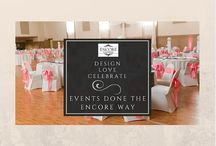 Design Love Celebrate:  Events Done Encore Way Blog / Tips and inspiration blog created to help our fans design the best events to distribute love and assist others to celebrate life.