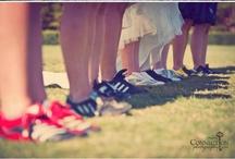 Motyw ślubu i wesela: piłka nożna