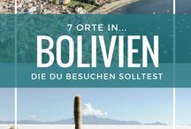 REISEN • BOLIVIEN