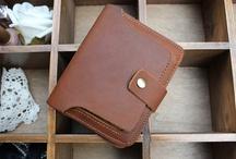 man wallet, card holder / by Wan Fanh