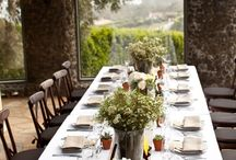 Allestimenti per il ricevimento / Idee per l'allestimento della festa di nozze